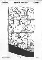 Pepin County Map Image 012, Pepin and Pierce Counties 1991